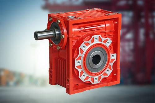 Schneckengetriebe Mit Vollwelle - Type: Jrst-Serie