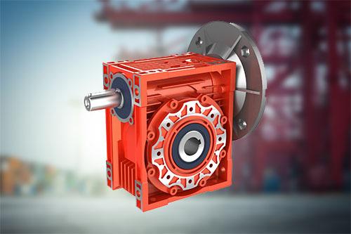 Schneckengetriebe Mit Iec-Eingang - Type: Jrstd Series