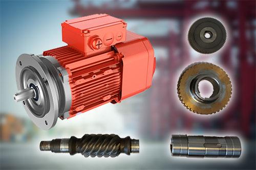 Ersatzmotoren Und Ersatzteile