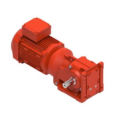 Getriebemotor von hoher Qualität - Euronorm