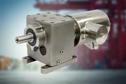 Edelstahl-Getriebemotoren