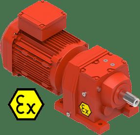 Atex Antriebe Antriebstechnik